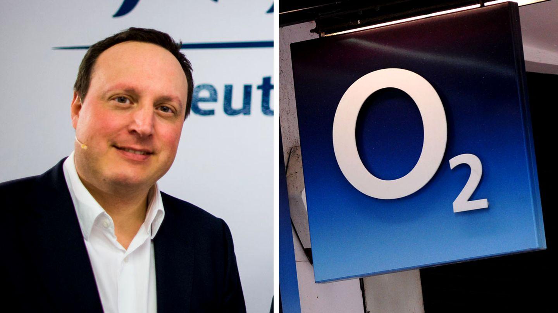 O2-Chef Markus Haas