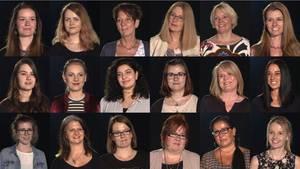 Viele Frauen, eine Gemeinsamkeit: Sie alle haben etwas an sich auszusetzen.