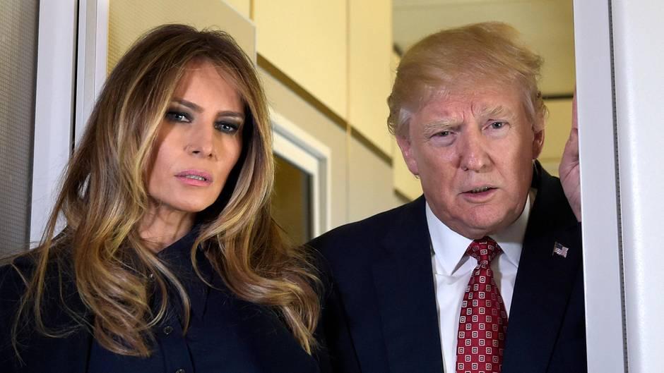 Nach 20 Jahren: Donald und Melania Trump: So steht es wirklich um ihre Ehe