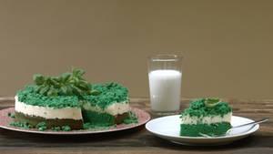Rezept für Basilikum Kuchen