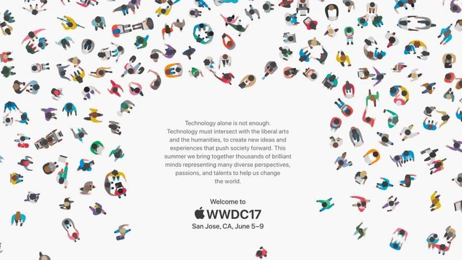 Apple wird am 5. Juni die WWDC mit einer Keynote eröffnen