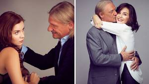 "Nathalie Volk und Frank Otto bei ""The Story of my Life"""
