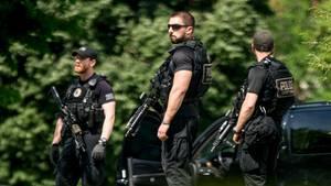 Müssen sich Demonstranten in Hamburg während des G20-Gipfels vor den Waffen der Donald-Trump-Personenschützer fürchten?