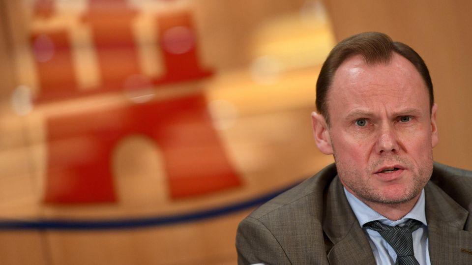 Hamburgs Innensenator Andy Grote (SPD)