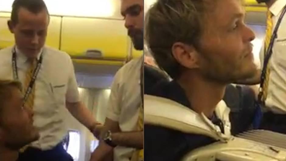 Ryanair-Humor: Dieser Passagier wird zum Bord-Entertainer für das gesamte Flugzeug