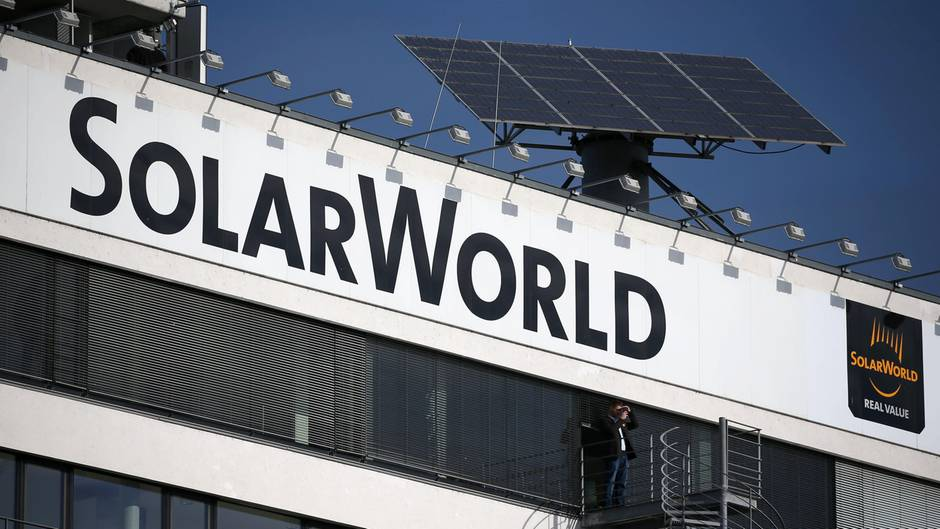 Solarworld ist pleite