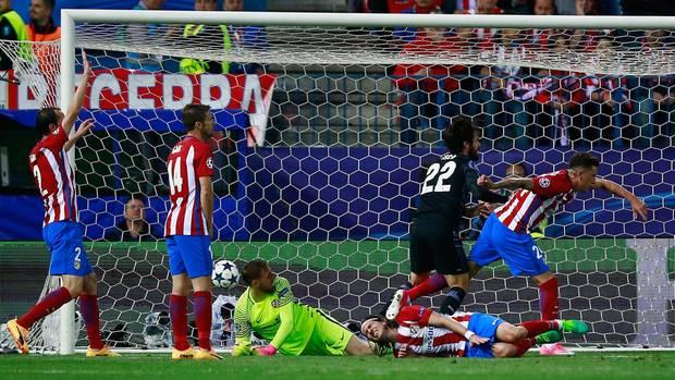 Isco schießt Real Madrid gegen Atletico Madrid ins Finale