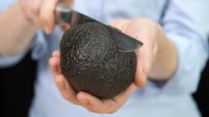 Eine Avocado zu schneiden ist nicht ganz ungefährlich. Sollte es deshalb Warnhinweise geben?