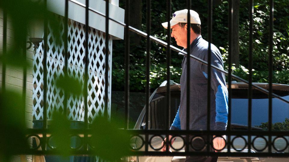 Ex-FBI-Direktor James Comey