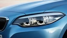 BMW 2er Cabrio 2017