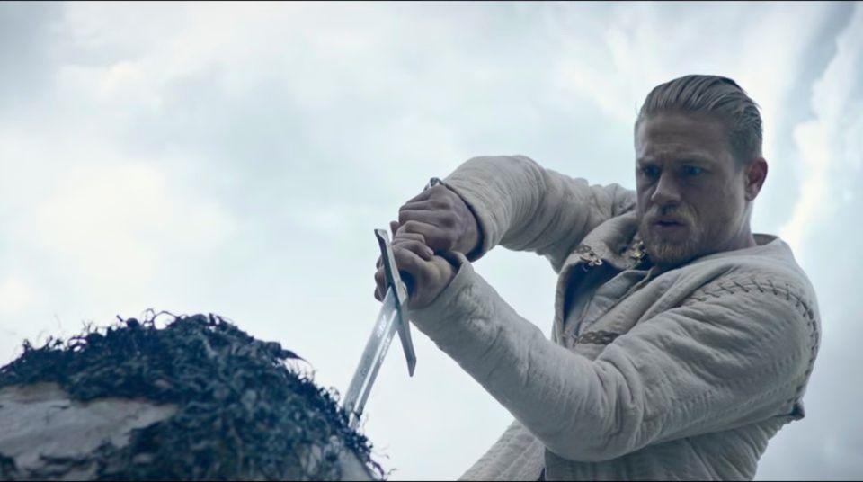 """David Beckham in """"King Arthur"""": """"Schlechteste Schauspielerei, die ich je erlebt habe"""""""