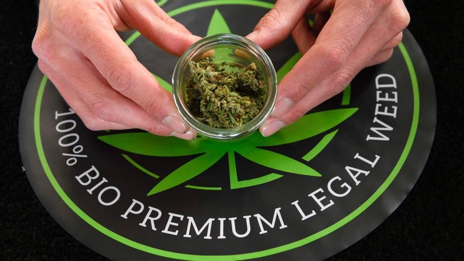 Cannabis Schweiz