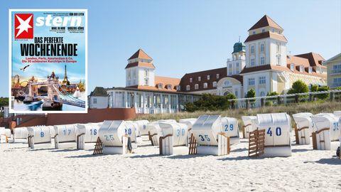 Binz auf Rügen: Als ich mich in einen Palast am Ostseestrand verliebte