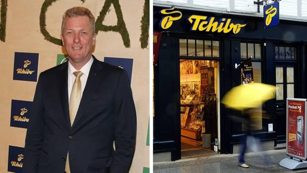 Tchibo-Chef Thomas Linemayr