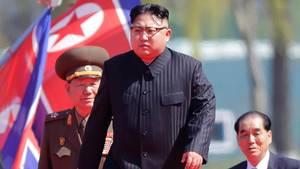 Das Atomprogramm von Nordkoreas Machthaber Kim Jong-Un steht nun noch stärker unter Beobachtung der CIA