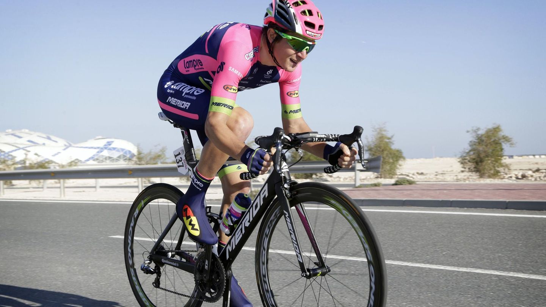 Giro d'Italia - Slowene Luka Pibernik