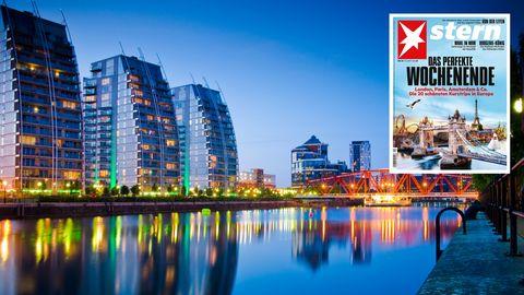 Perfekter Kurztrip: Warum Manchester die zweitcoolste Stadt Englands ist