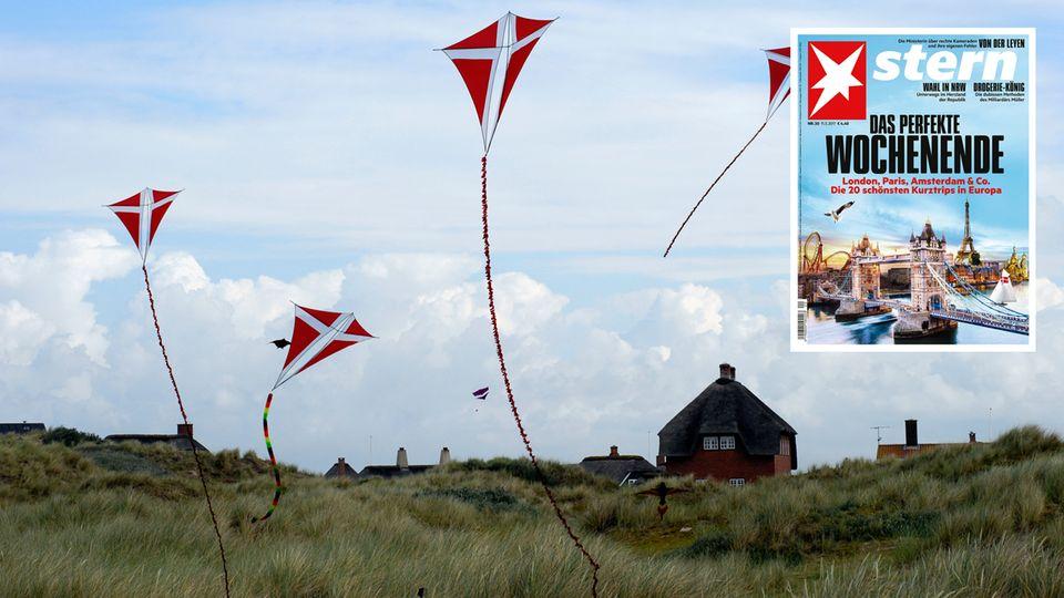 Perfekter Kurztrip: Entspann dich, komm runter, besuche die Insel Fanø