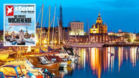 Perfekter Kurztrip: Helsinki feiert 100 Jahre Finnland - und alle sind eingeladen