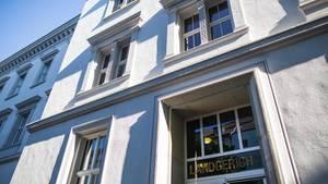 Im Landgericht Dortmund ein Mordprozess neu aufgerollt