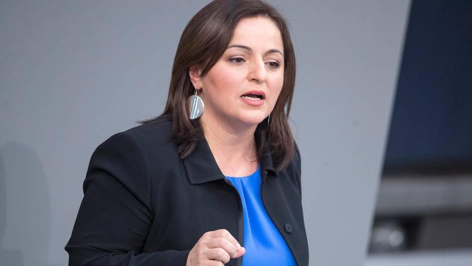 Linke-Politikerin Sevim Dagdelen wird nicht bei Maybrit Illner auftreten