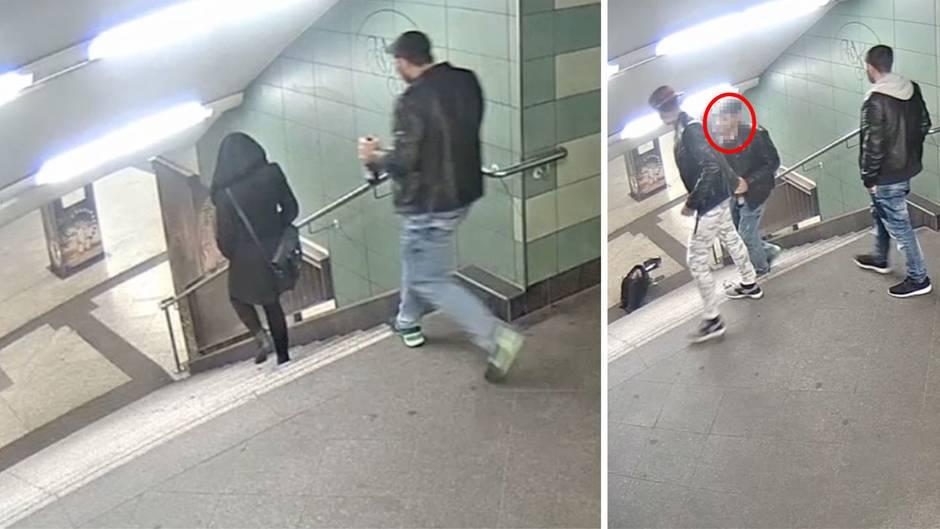 Berliner U-Bahn-Treter: Polizei fahndete mit diesem Video nach Gewalttätern
