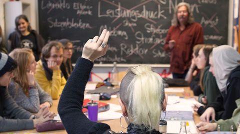 """""""Berlin Rebel High School"""": Einblicke in Deutschlands rebellischste Schule"""