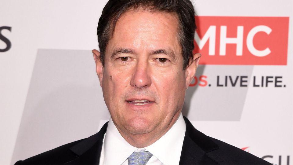 Jes Staley, CEO der britischen Barclays-Bank