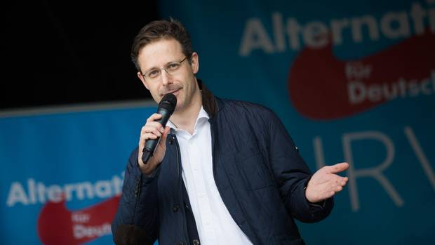 Marcus Pretzell, Chef der NRW-AfD