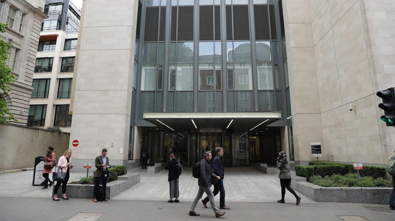 Das Krankenhaus Sankt Bartholomew's in London war von dem Cyberangriff betroffen
