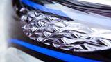 LED-Scheinwerfer im Mercedes Concept EQ