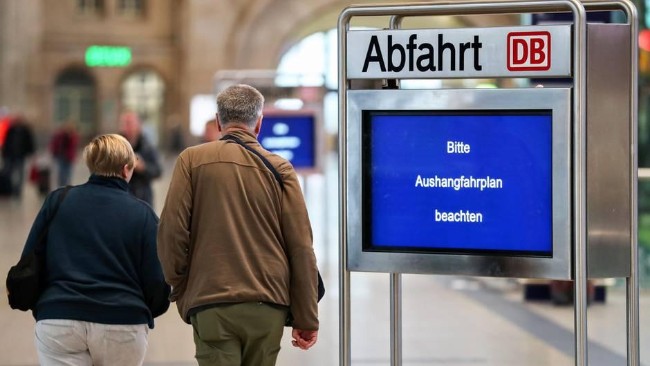 Wannacry - Deutsche Bahn betroffen