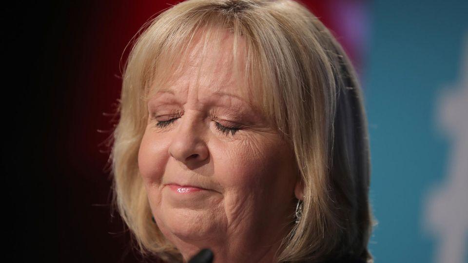NRW-Ministerpräsidentin Hannelore Kraft tritt zurück