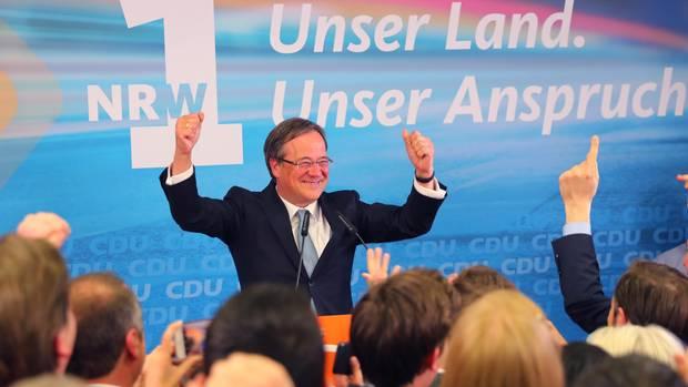 CDU-Spitzenkandidat Armin Laschet
