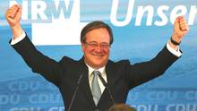 NRW-Wahl Armin Laschet