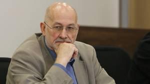 Der deutsche Rechtsextremist Horst Mahler ist vor Antritt einer neuerlichen Haftstrafe abgetaucht
