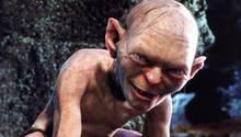 Gollums Gesicht