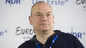 ARD-Unterhaltungskoordinator Thomas Schreiber bei einer Presseveranstaltung zum ESC