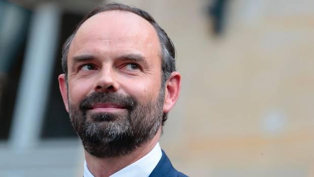 Edouard Philippe neuer Premierminister Frankreich