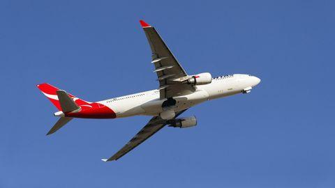 Ein Airbus der Fluggesellschaft Qantas ist vor acht Jahren fast über dem Indischen Ozean abgestürzt