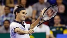 Roger Federer - French Open - Absage