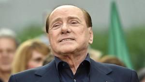 Silvio Berlusconi (Archivbild) war noch nie ein Mann der leisen Töne