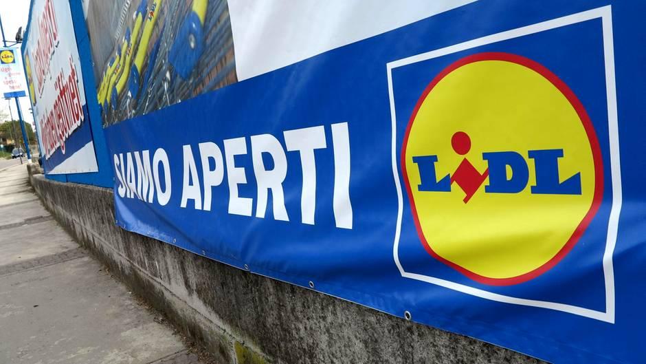 Lidl: Ermittlungen gegen italienische Mafia