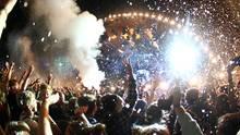 Das Roskilde Festival in Dänemark ist nicht nur wegen seines hochkarätigen Line-Ups so legendär.