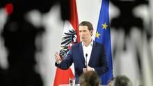 Griff nach der Macht: Sebastian Kurz will österreichischer Bundeskanzler werden.
