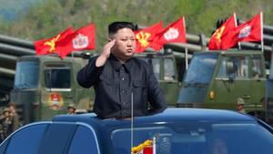 Nordkorea: Blüten und Drogen aus Pjöngjang