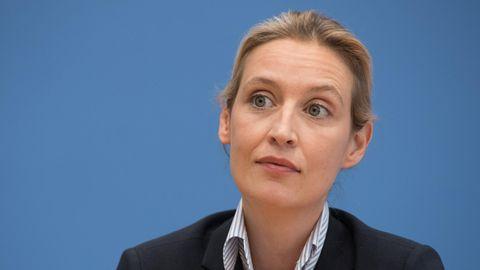 """""""Nazi-Schlampe"""": AfD-Spitzenkandidatin Alice Weidel muss sich die Bezeichnung vom NDR gefallen lassen."""