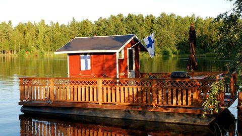 Grundeinkommen in Finnland