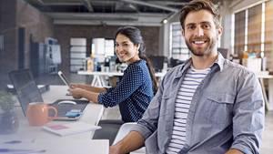 Manche Kollegen haben qua Vorname einen natürlichen Vorteil im Job