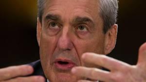 Donald Trump setzt Robert Mueller ein